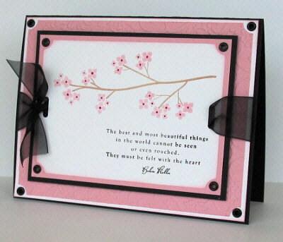 Inspired Designs Cherry Blossom Beauty